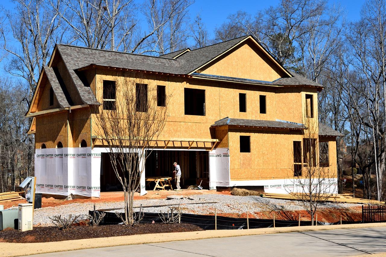Jak snížit náklady na stavbu rodinného domu?