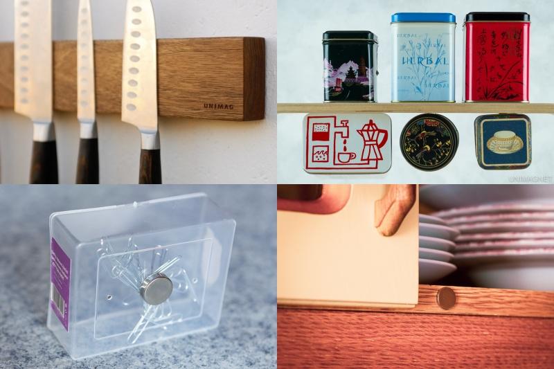 5nápadů provyužití silných magnetů doma