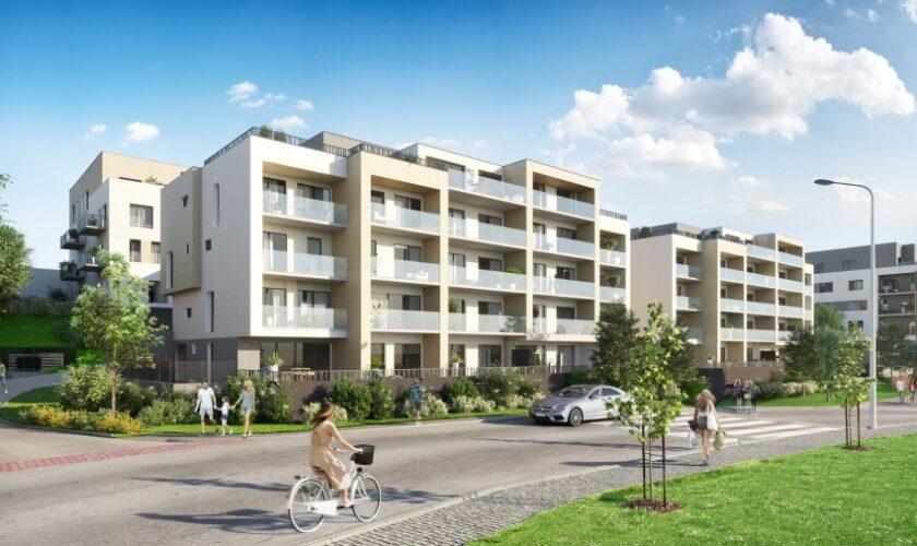 Hledáte nové bydlení vPraze? Zkuste moderní Byty u parku!